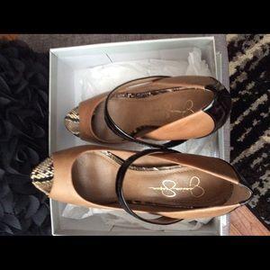 Jessica Simpson Strappy Heel